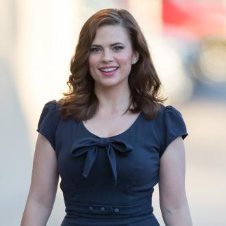 Hayley Atwell bagged role in the middle of the sea
