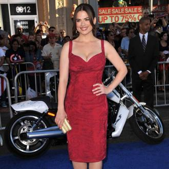 Hayley Atwell Recalls Weight Jibes