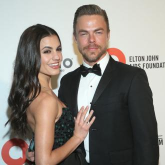 Derek Hough and Hayley Erbert 'brought closer together' in quarantine