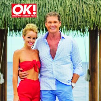 David Hasselhoff to renew wedding vows every year