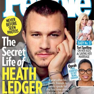 Heath Ledger's sister praises Michelle Williams' parenting skills