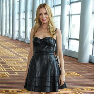 Heather Graham exhausted by baddie role
