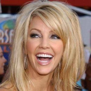 HEATHER LOCKLEAR | HEATHER LOCKLEAR's Engagement Ends | Contactmusic