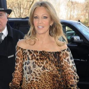 Heather Locklear Recovering In Hospital After Emergency Call
