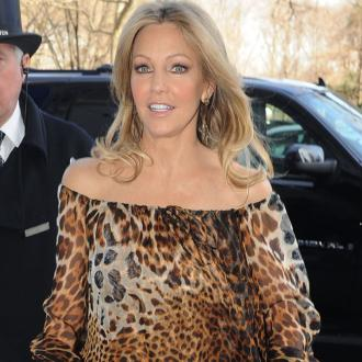 Heather Locklear 'Suffers Minor Injuries' In Car Crash