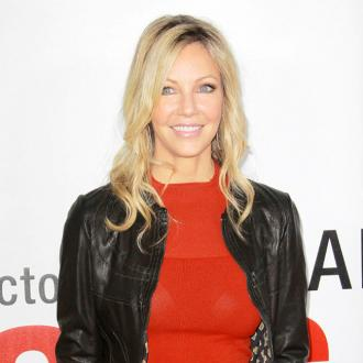 Heather Locklear celebrates one year of sobriety