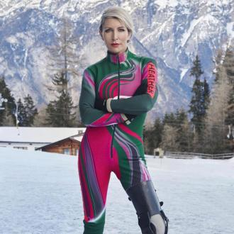 Heather Mills reveals her daughter inspired record-breaking feat