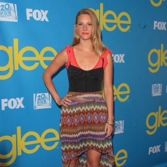 Heather Morris Gets Good Sleep