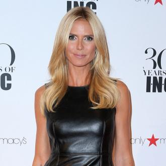 Heidi Klum wasn't criticising Seal