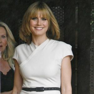 Heidi Klum Praises 'Sexy' Seal