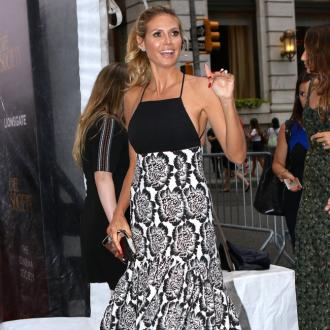 Heidi Klum likes to see 'more cleavage and less bra'