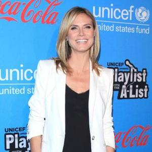Heidi Klum Creates Children's Collection