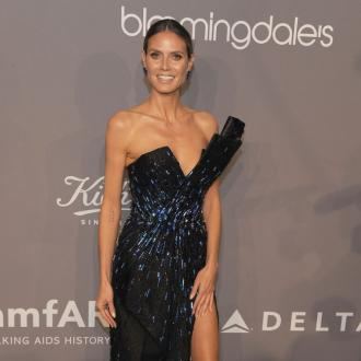 Heidi Klum Goes Topless For Magazine Cover