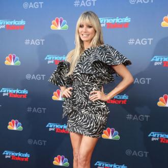 Heidi Klum happy to be back on AGT