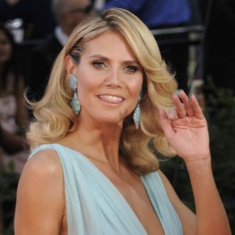 Heidi Klum has gained weight in lockdown