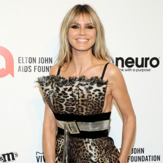 Heidi Klum launches casual Disney Villains collection