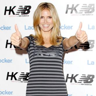 Heidi Klum Proud Of Son Henry
