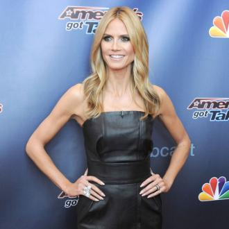 Heidi Klum loves belly dancing