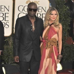 Heidi Klum Still Wearing Wedding Band, Unlike Seal