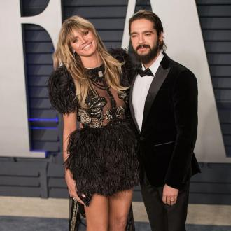 Heidi Klum and Tom Kaulitz celebrate second wedding with friends