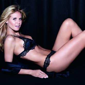 Heidi Klum is 'thrilled' with her new collection for Heidi Klum Intimates