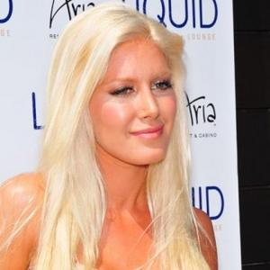Heidi Montag's Breast Massages