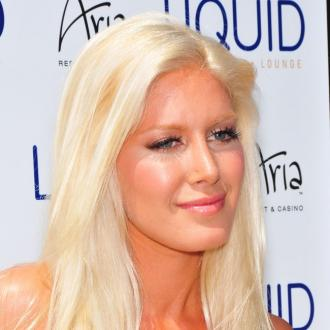 Heidi Montag was very insecure