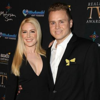 Spencer Pratt And Heidi Montag Take Son To Audition