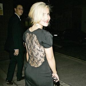 Heidi Range's High-heel Glamour