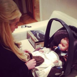 Helen Flanagan Is Feeling 'Broody'