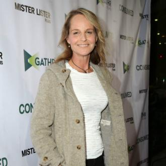 Helen Hunt rushed to hospital after car flip