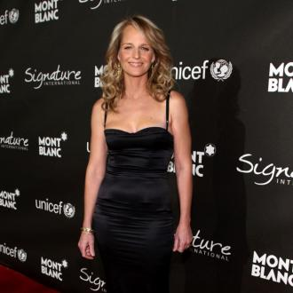 Helen Hunt was desperate to be with daughter