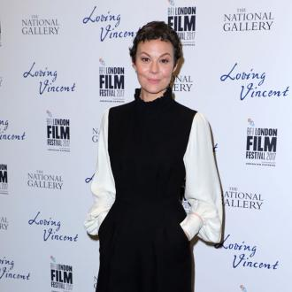 Helen McCrory would 'cringe' if her children watched her sex scenes