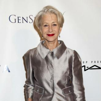 Helen Mirren is happy to get older