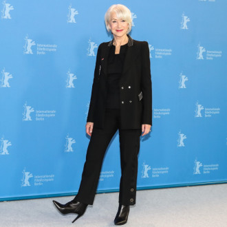 Dame Helen Mirren wears make-up every day in lockdown