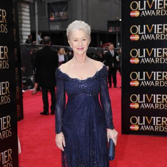 Helen Mirren: Lawrence Olivier Was Very Intimidating