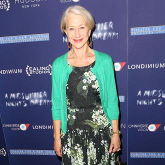 Helen Mirren worried more about looks when she was younger