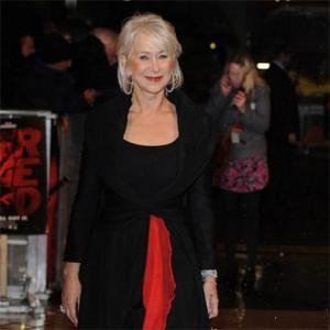 Helen Mirren Intimidated By Red Legends
