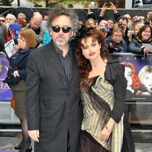 Tim Burton Is Helena Bonham Carter's 'Hero'