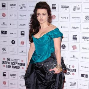 Helena Bonham Carter Benefits From Parenting Classes