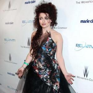 Helena Bonham Carter Uses Clothes To Dress Up