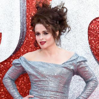 Helena Bonham Carter 'very happy' with new partner