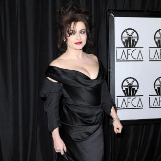 Helena Bonham Carter: Colin Firth talks too much