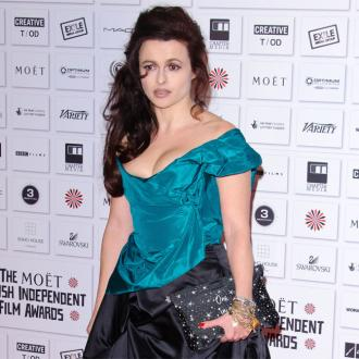 Helena Bonham Carter Gets Off On Characters