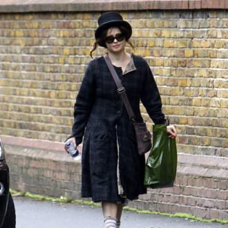 Helena Bonham Carter makes own decisions