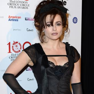 Helena Bonham Carter Finds Parenthood Hard