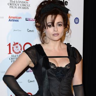 Helena Bonham Carter finds parenthood hard