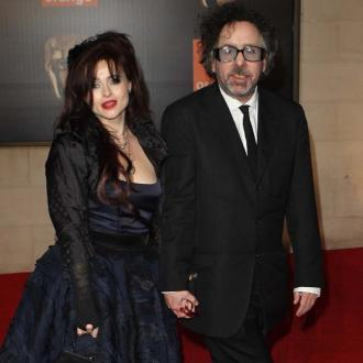 Helena Bonham Carter Not Jealous Of Tim And Johnny