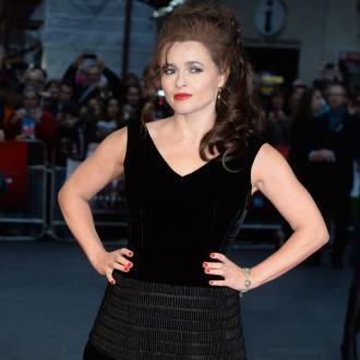 Helena Bonham Carter praises protesters