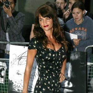 'Impatient' Exerciser Helena Christensen